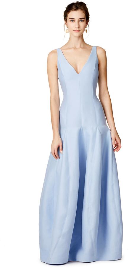 5cfc4f572164 ... Halston Heritage Skylark Gown ...
