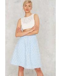 Fray no games a line skirt medium 729105