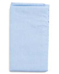 Nordstrom Shop The Perfect Pre Folded Pocket Square In Blue At