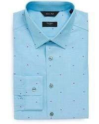 Paul Smith Byard Polka Dot Dress Shirt