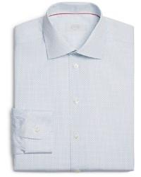 Eton Of Sweden Polka Dot Slim Fit Dress Shirt