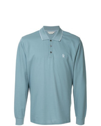 Gieves & Hawkes Long Sleeve Polo Shirt
