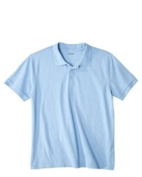 Classroom Young School Uniform Short Sleeve Pique Polo Light Blue Xxl