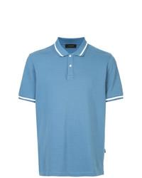 D'urban Contrast Stripe Polo Shirt