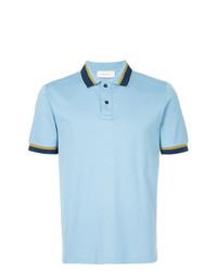 Cerruti 1881 Contrast Trim Polo Shirt