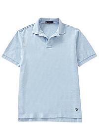 Daniel Cremieux Cremieux Short Sleeve Favorite Solid Pique Polo Shirt