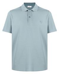 Sandro Paris Embroidered Logo Polo Shirt