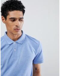 Esprit Polo Shirt In Powder Blue