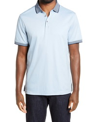 Nordstrom Men's Shop Short Sleeve Tipped Polo