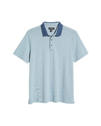 Nordstrom Men's Shop Supima Cotton Blend Polo Shirt