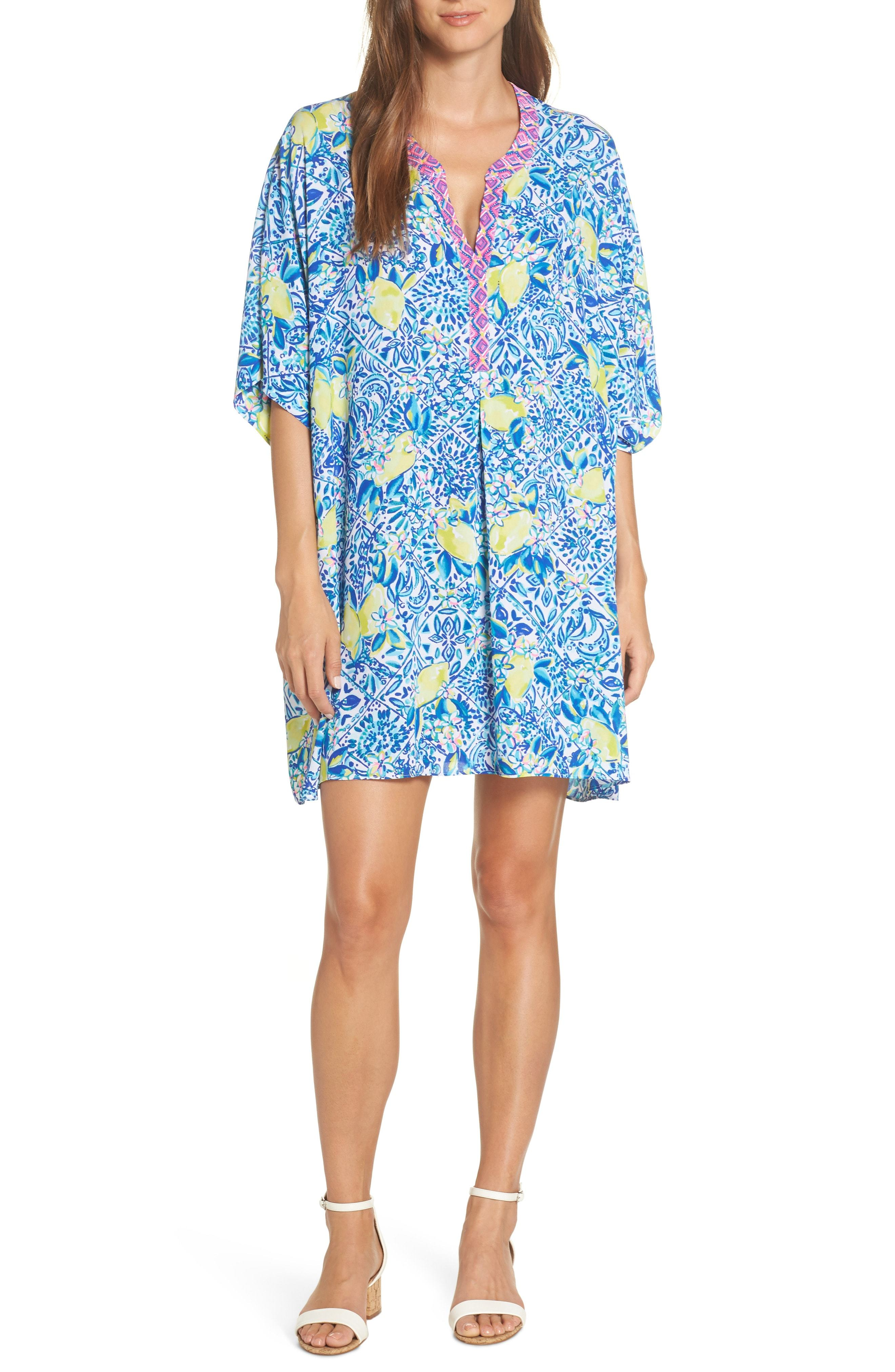 Lilly Pulitzer Leland Cover Up Dress