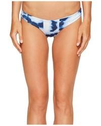 RVCA Griddly Printed Cheeky Bikini Bottom Swimwear