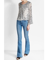See by Chloe See By Chlo Printed Blouse
