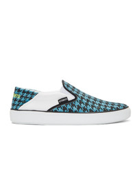 Vetements Blue Babouche Sneakers