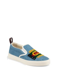 Gucci Dublin Slip On Sneaker