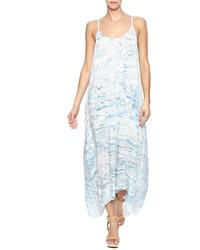 Mono B Sea Print Dress