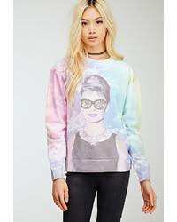 Forever 21 Audrey Hepburn Sweatshirt