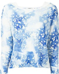 Cacharel Printed Sweater