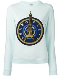 Eiffel tower sweatshirt medium 145080