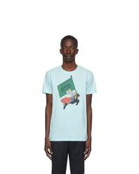 Lanvin Blue Babar Edition The King T Shirt
