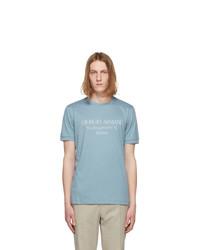 Giorgio Armani Blue Borgonuovo T Shirt