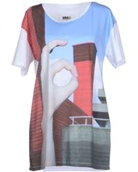 Maison Margiela Mm6 By T Shirts