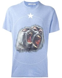Monkey brothers printed t shirt medium 1126162