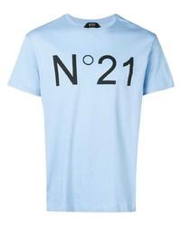 N°21 N21 Logo Print T Shirt