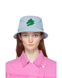 Sjyp Blue Denim Dino Bucket Hat