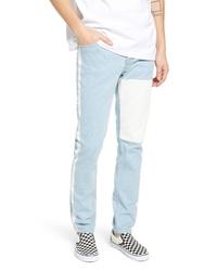 Wesc Bob Painted Straight Leg Jeans
