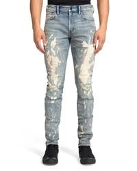 PRPS Windsor Distressed Extra Slim Fit Jeans
