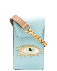 Giancarlo Petriglia Eye Applique Mini Bag