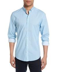 Dakotah trim fit print sport shirt medium 3720203