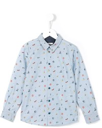 Paul Smith Junior Printed Shirt
