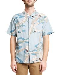 Brixton Lovitz Ii Camp Shirt