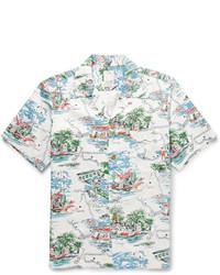 Visvim Duke Printed Shirt