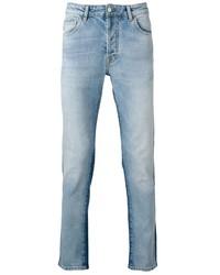 Marcelo Burlon County of Milan Vintage Wash Slim Jeans