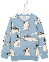 Mini Rodini Rabbit Print Sweatshirt