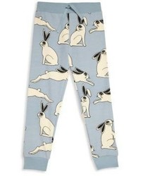 Mini Rodini Little Boys Boys Rabbit Print Sweatpants