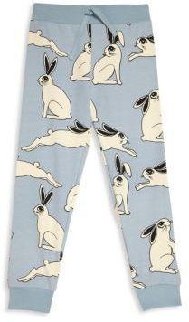 Mini Rodini Little Boys Boys Rabbit Print Sweatpants