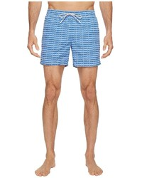 Lacoste All Over Print Short Length Swimwear