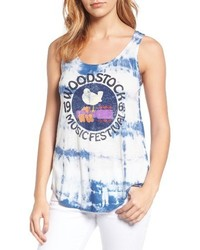 Lucky Brand Woodstock Graphic Tank