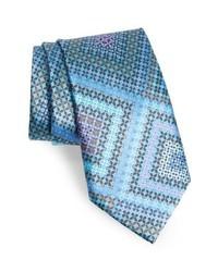 Ermenegildo Zegna Quindici Quindici Medallion Silk Tie