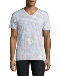 Sol Angeles Paloma V Neck Tee