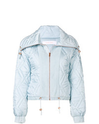 See by Chloe See By Chlo Diamond Quilt Puffer Jacket