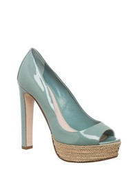 Light blue pumps original 2919183