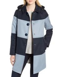 kate spade new york Colorblock Raincoat