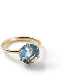 Ippolita 18k Rock Candy London Blue Topaz Ring