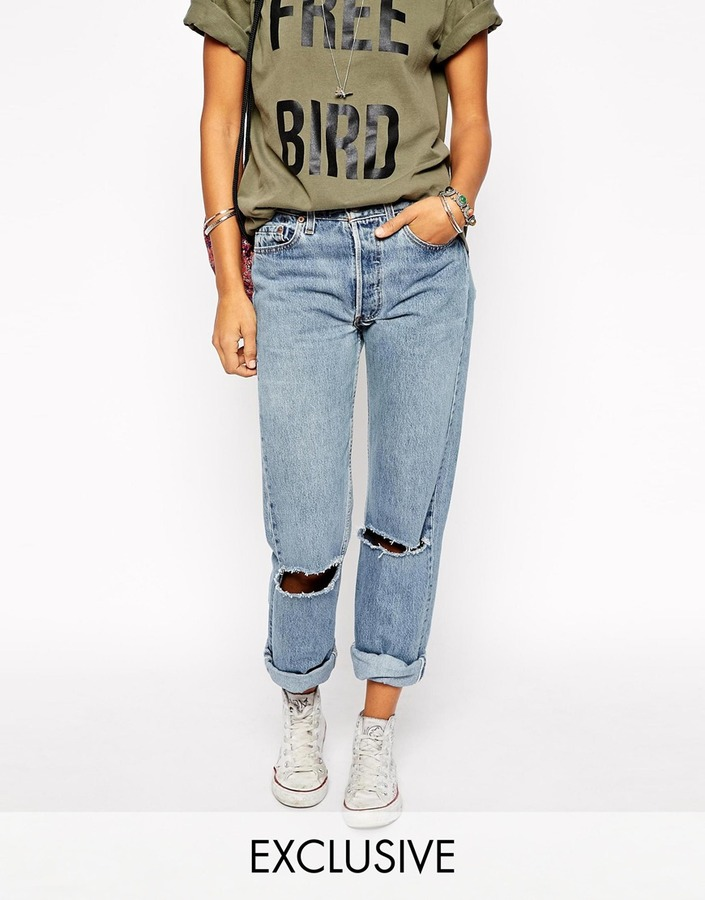light blue high waisted mom jeans sch ne jeansmodelle. Black Bedroom Furniture Sets. Home Design Ideas