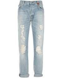 Hollywood Trading Company Htc Distressed Jean